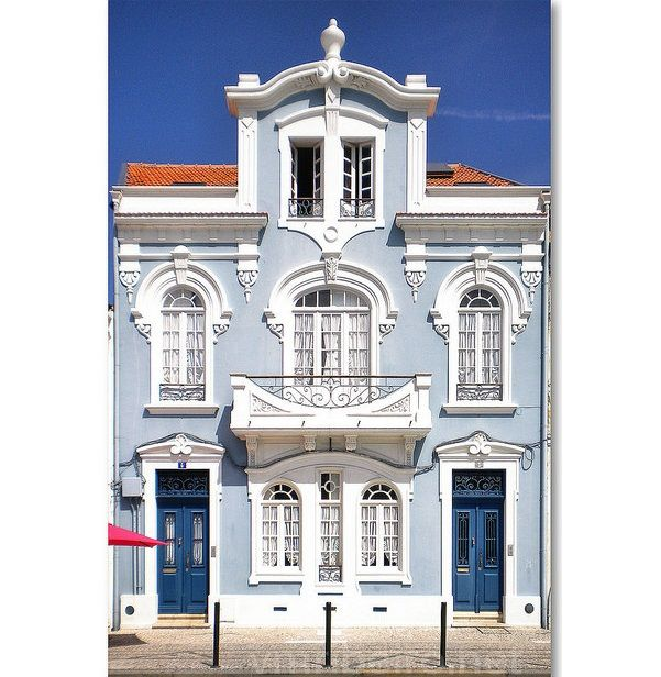 Casa – Edifício do Rossio